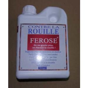 Ferose convertisseur de rouille 500 ml