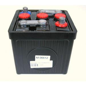 Batterie 6v 56a sèche livrée sans acide