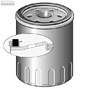 Filtre à huile LS169B