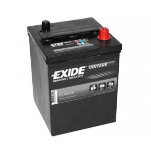 Batterie 6 Volts sèche puissance accrue