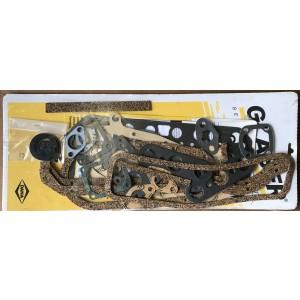 Pochette joints moteur  Juva 4, 4CV, Dauphine