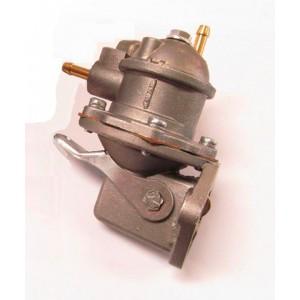Pompe à essence 2CV ancienne avec levier d'amorçage