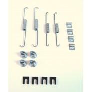Collection de ressorts de fixation de mâchoires de freins arrière  R4 Bendix 180 x 32 mm