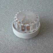 Plafonnier Blanc 4CV, R4, R8, R12 Estafette