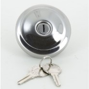 Bouchon à clé Renault Chromé