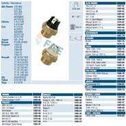 Thermocontact Ventilateur 82°-92° R4