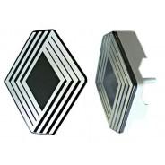 Emblème de calandre aluminium R4L