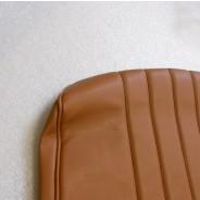 Ensemble de garnitures de sièges avant et banquette arrière R4 avant en skaï marron