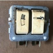 Interrupteurs essuie-glace R4L premier modèle