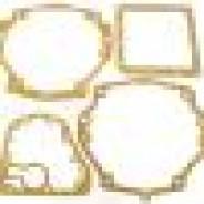 Pochette de joints de boîte vitesse R4GTL BV 354